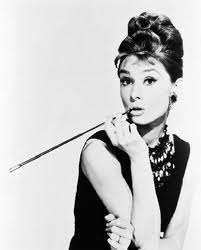New Year Audrey Hepburn Challenge