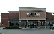 Borders Bankruptcy, the Demise of Arborland Borders, and the Rise of E-Books