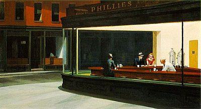 Artist: Edward Hopper