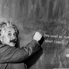 Einstein-chaos