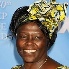 Uppity Women: Wangari Maathai