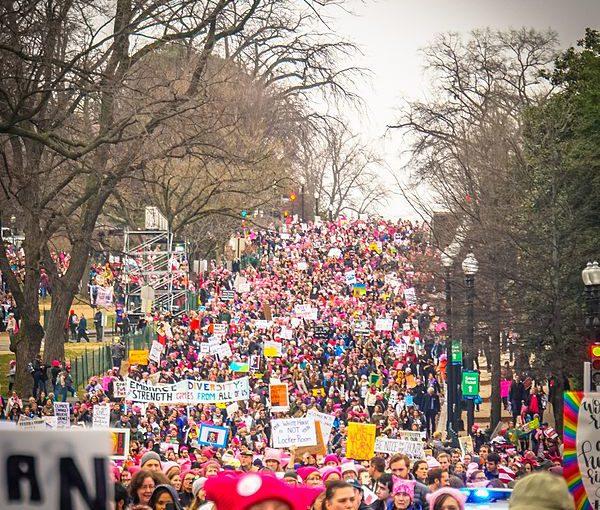Uppity Women: The Women's March