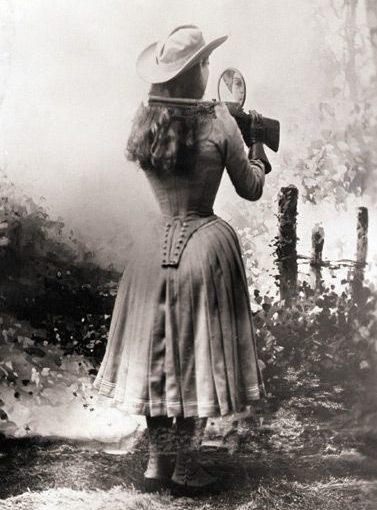 Uppity Women: Annie Oakley