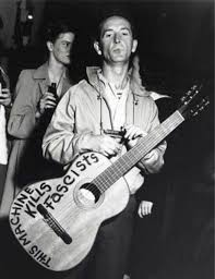 Woody Guthrie, This Machine Kills Fascists