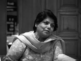 We Sinful Women by Kishwar Naheed, photo of Naheed